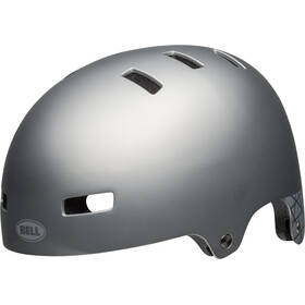 Bell Local Casque, chrome